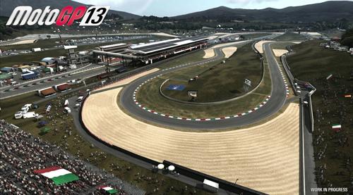 La saison 2013 de MotoGP arrive en jeu vidéo