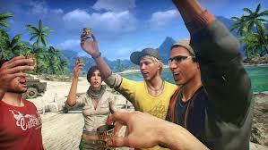 Jason et ses amis Far Cry 3