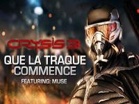 [Videos] Crysis 3 : La vidéo de la métamorphose de YANNICK NYANGA en Prophet !