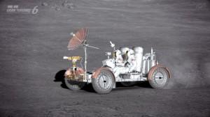 GT 6 - véhicule lunaire