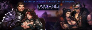 Arcane Chronicles ban