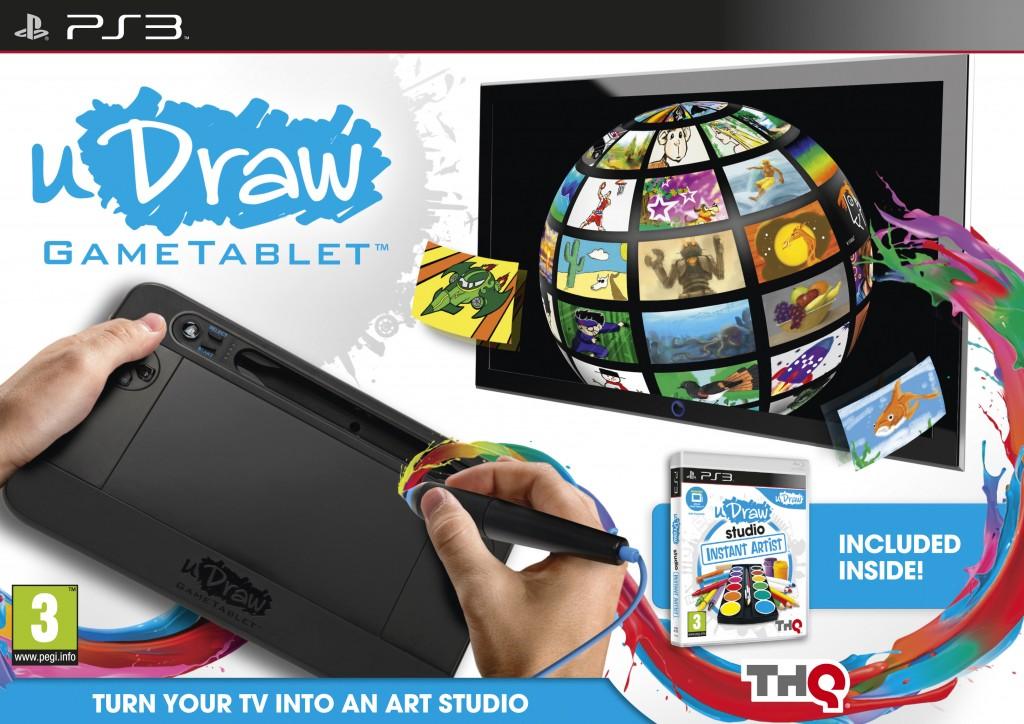 Test U Draw Studio Dessiner Facilement sur PS3
