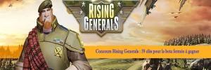rising generals concours
