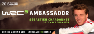 WRC5-Ambassador-Chardonnet-Announcement