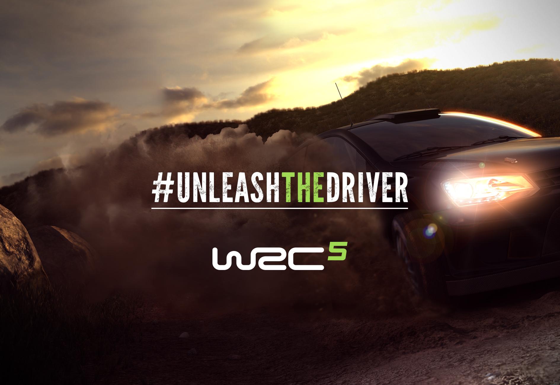 WRC 5 débarque à l'automne