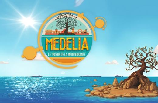 MEDELIA, le trésor de la Méditerranée