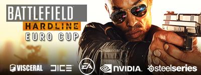 Battlefield Hardline Euro Cup à la DreamHack Tours 2015