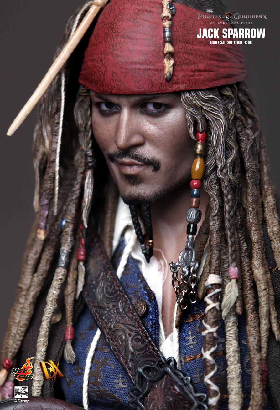 Visage de Johnny Depp