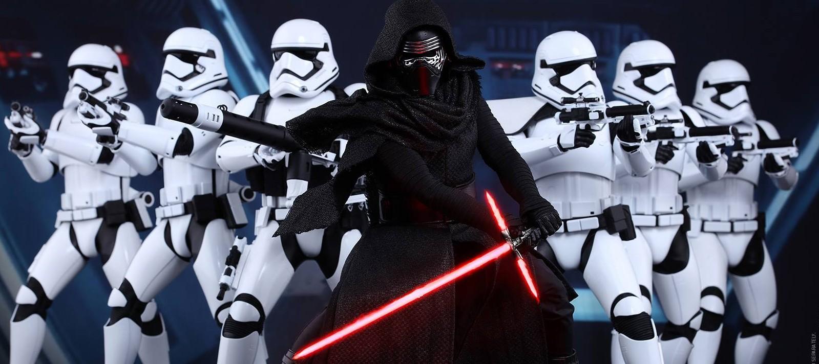 Le point Goodies: Star Wars 7, la chasse est ouverte…