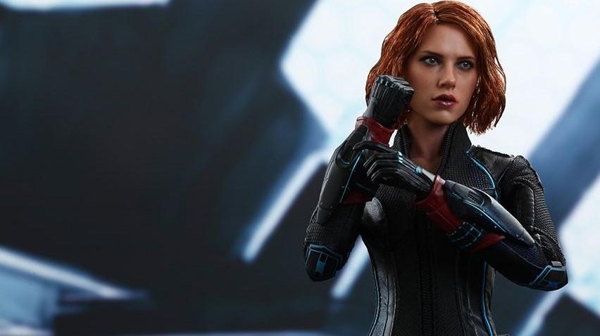 Le point Goodies : Black Widow à la maison, ça vous tente ?