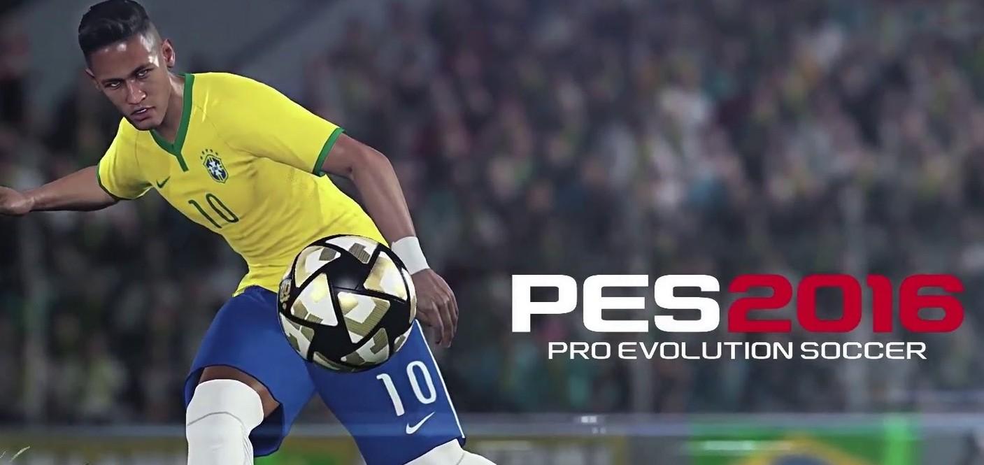 News Ps4/ Xbox one : PES 2016, un dernier trailer pour la route ?