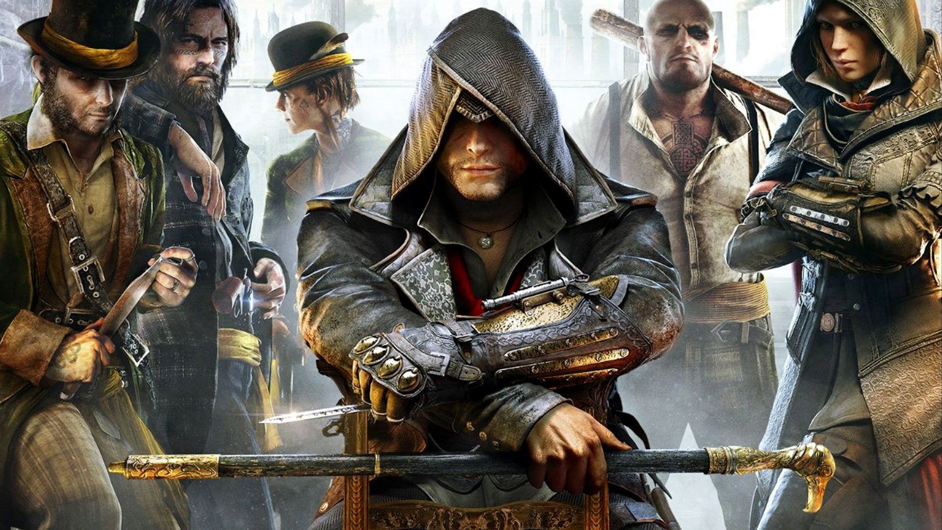 Test [PS4] : Assassin's Creed Syndicate