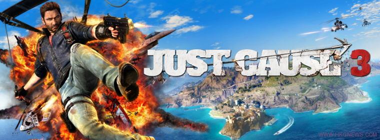 TRAILER DE JUST CAUSE 3