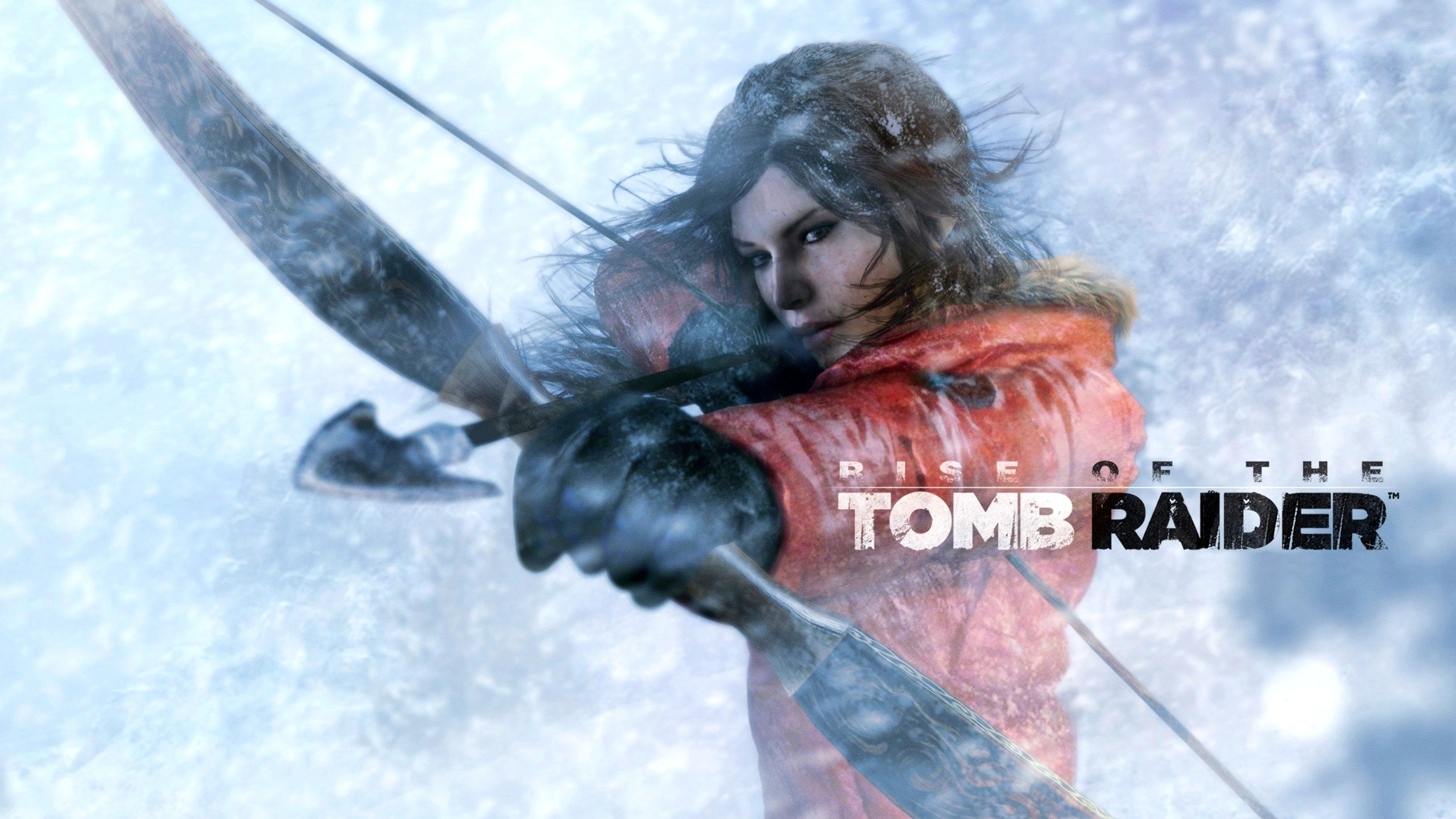 TEST : RISE OF THE TOMB RAIDER (ONE)