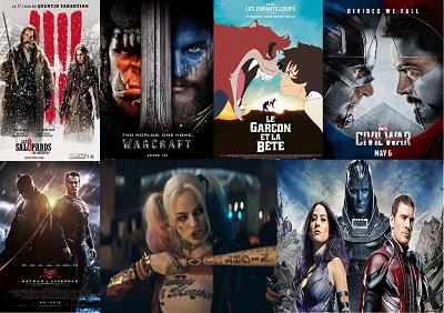 Les films de 2016 les plus attendus par Gamepad