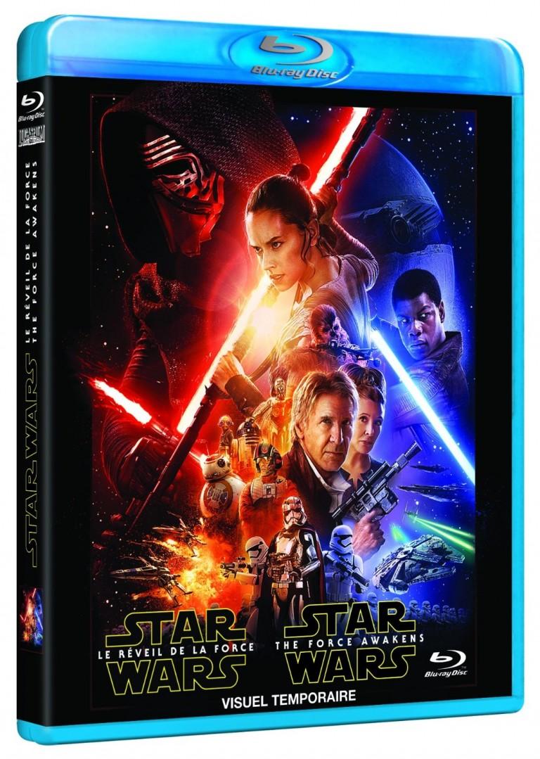 News dvd/blu-ray: Une date de sortie pour Star Wars VII