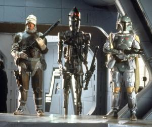 Dengar (ici à gauche) rejoindra Boba sur Battlefront