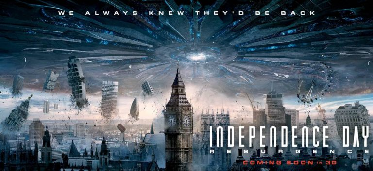 Avis Ciné: Independence Day Resurgence