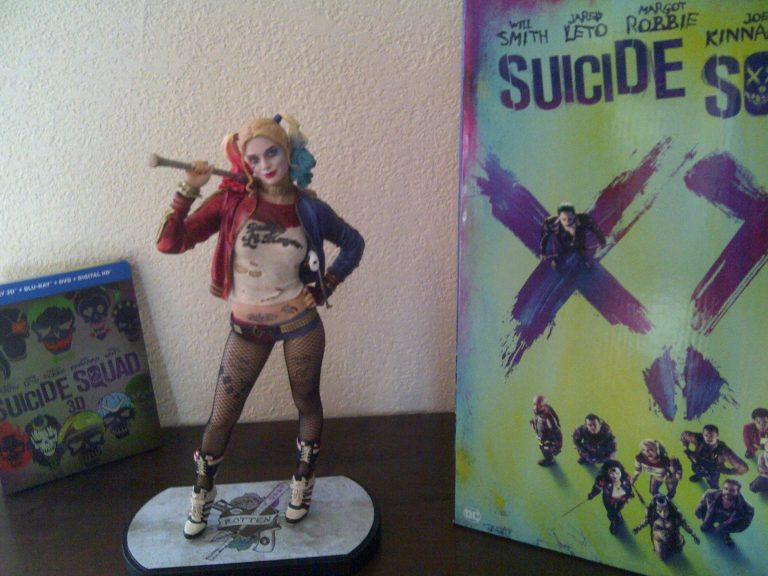 Coup de Cœur Collector: Suicide Squad édition Amazon Harley Quinn