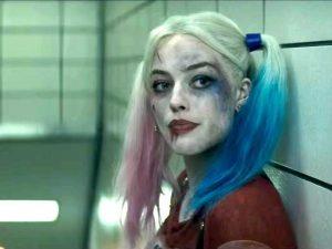 Margot Robbie est Harley Quinn