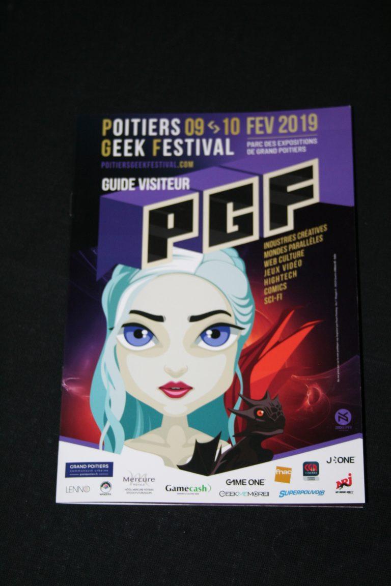Poitiers Geek Festival 1ère édition