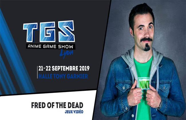 Interview de Fred zolfanelli alias fred of the dead