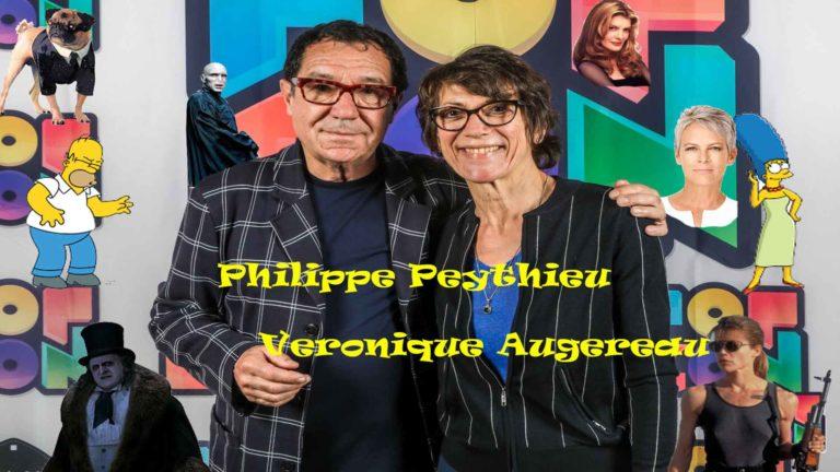 Interview de Véronique Augereau et Philippe Peythieu