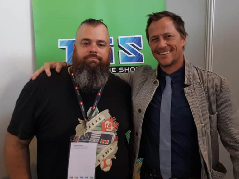 Interview de Corin Nemec