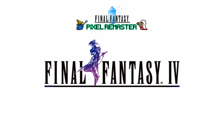Review Final Fantasy IV Pixel Remaster
