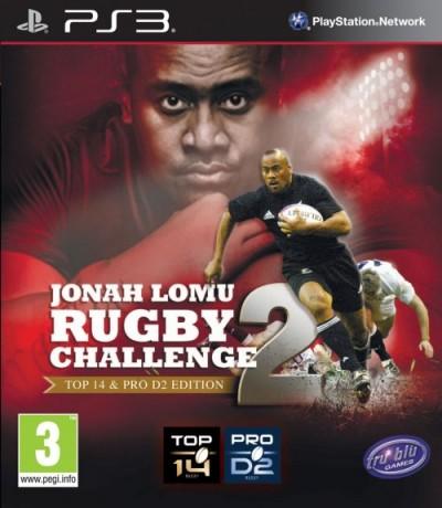 [Test] Rugby Challenge 2