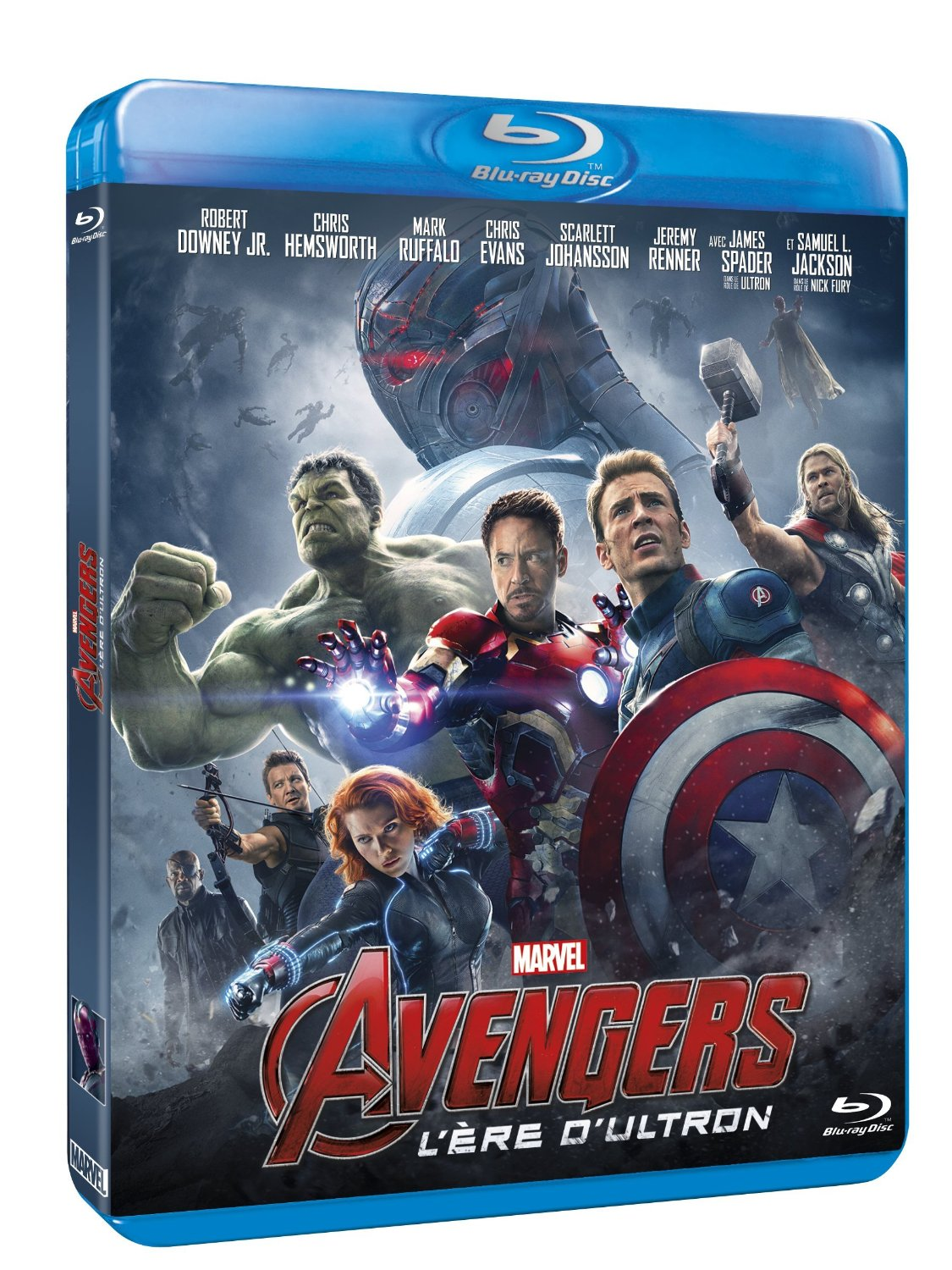 News Blu-ray : Avengers l'ère de la version longue ?