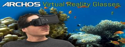 Test: Archos Virtual Reality Glasses