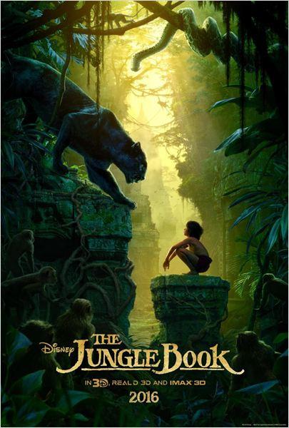 Trailer Ciné VF: Le Livre de la Jungle