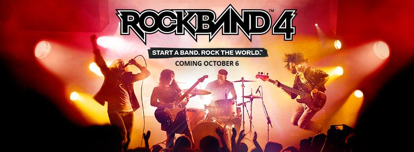 TEST ROCK BAND 4 (ONE)
