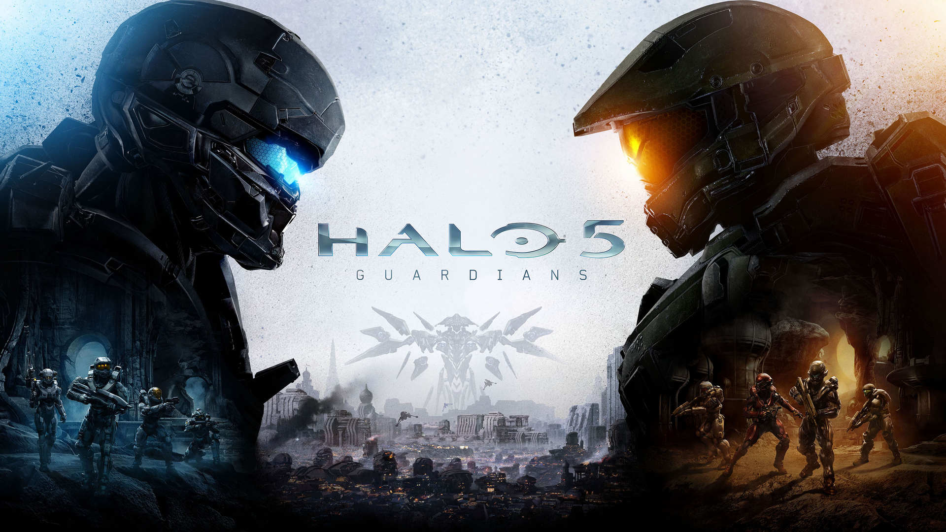 Test [Xbox One] Halo 5 : Guardians