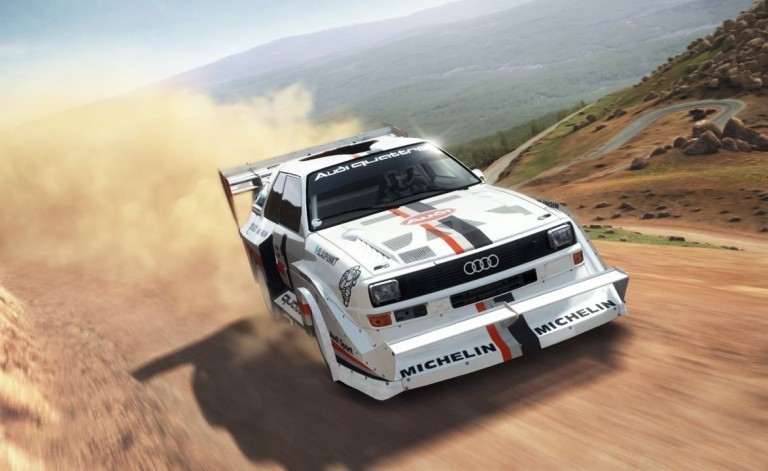 DIRT RALLY EDITION LEGEND: UNBOXING