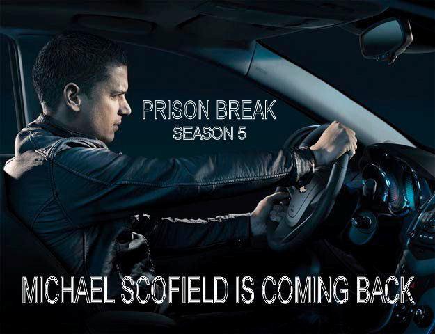Prison Break saison 5: le premier trailer.