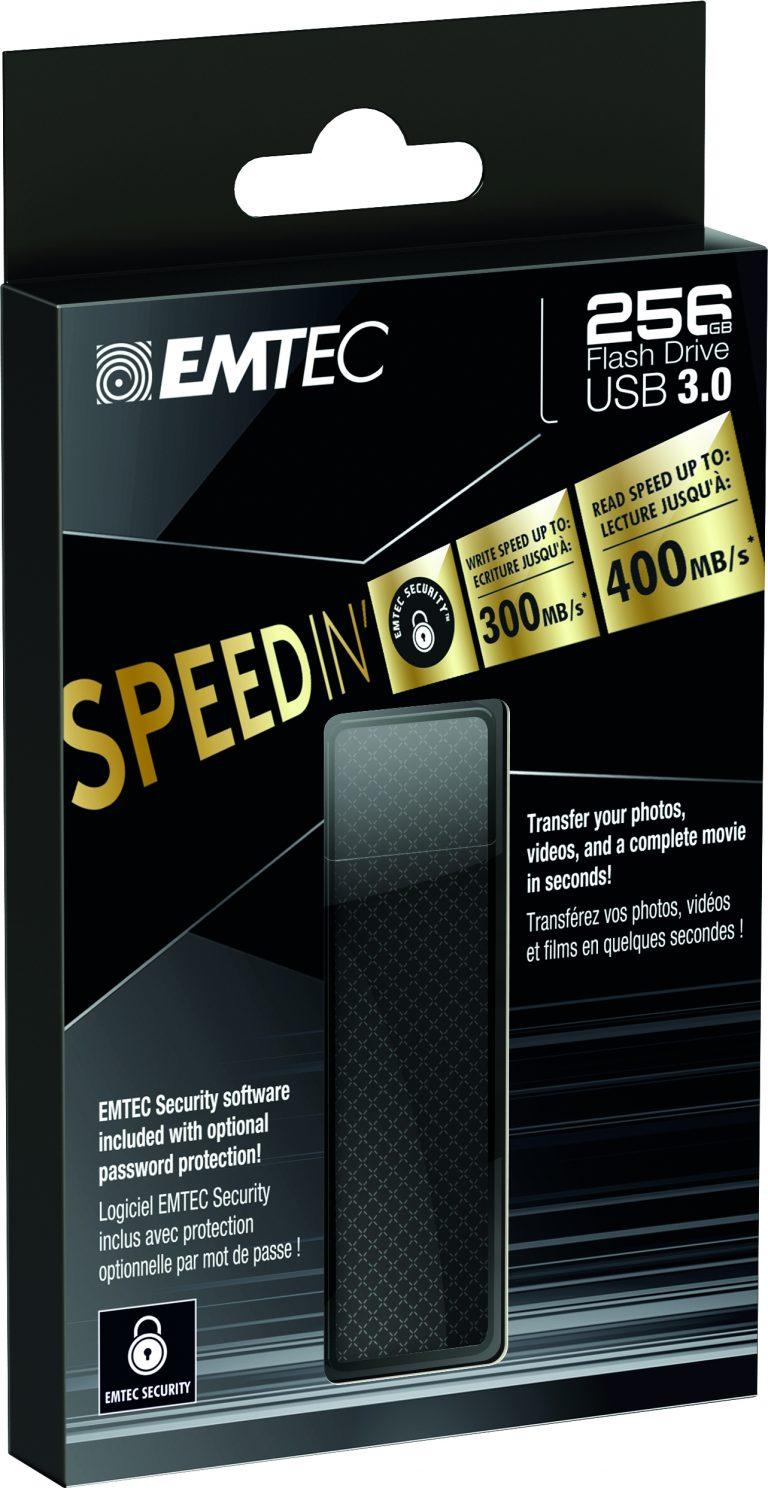J'ai testé pour vous … la clé USB dernière génération de chez EMTEC