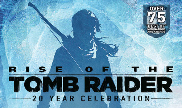 Le coin Collector: Rise of The Tomb Raider sur Ps4