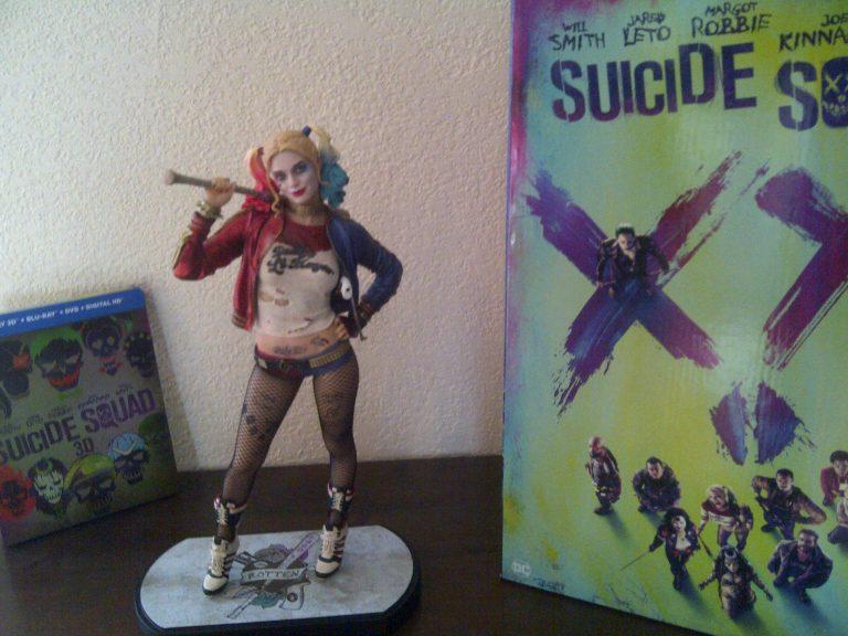 Coup de Cœur Collector: Suicide Squad édition Amazon Harley Quinn
